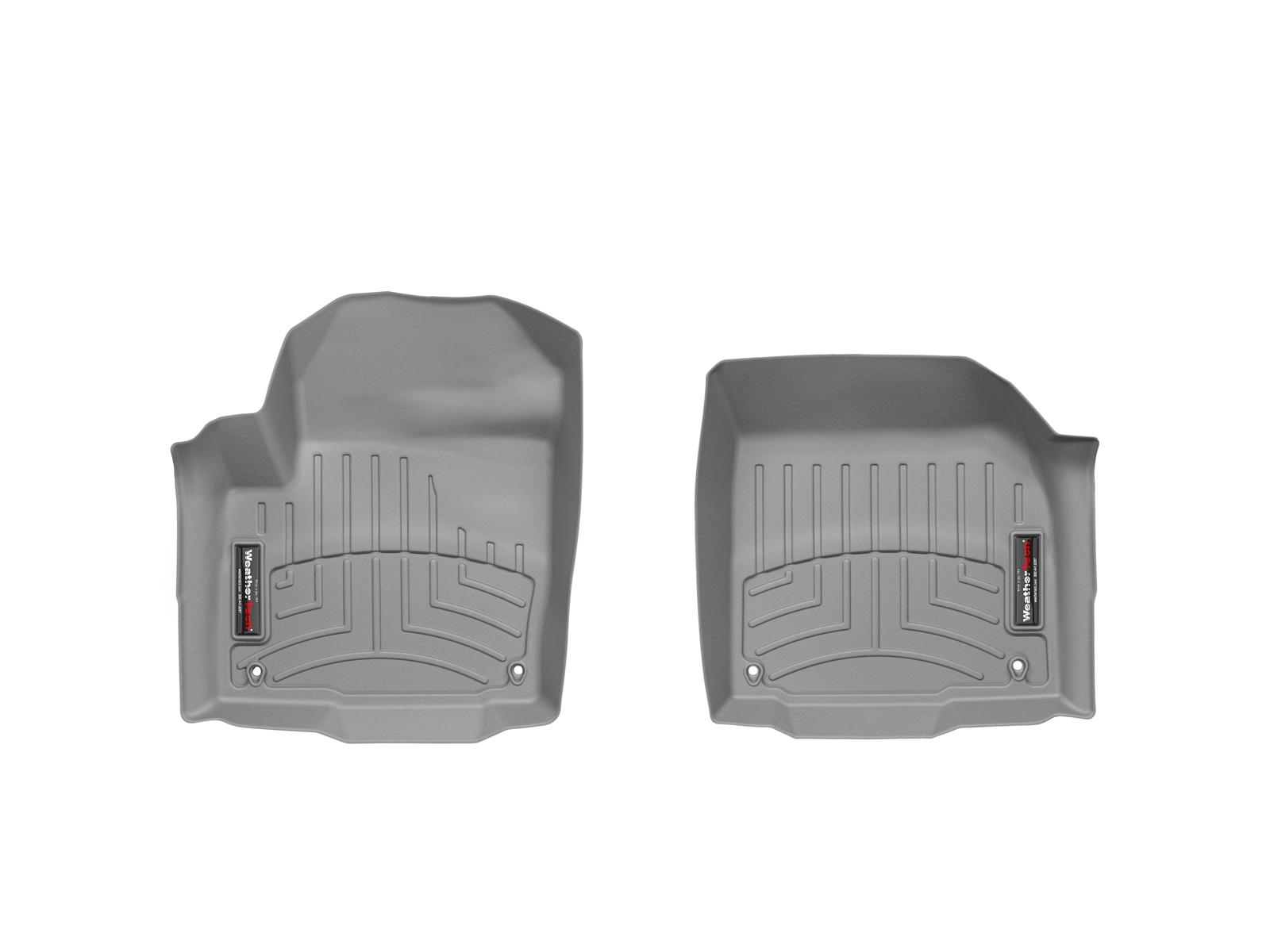 Tappeti gomma su misura bordo alto Land Rover 16>17 Grigio A2005*