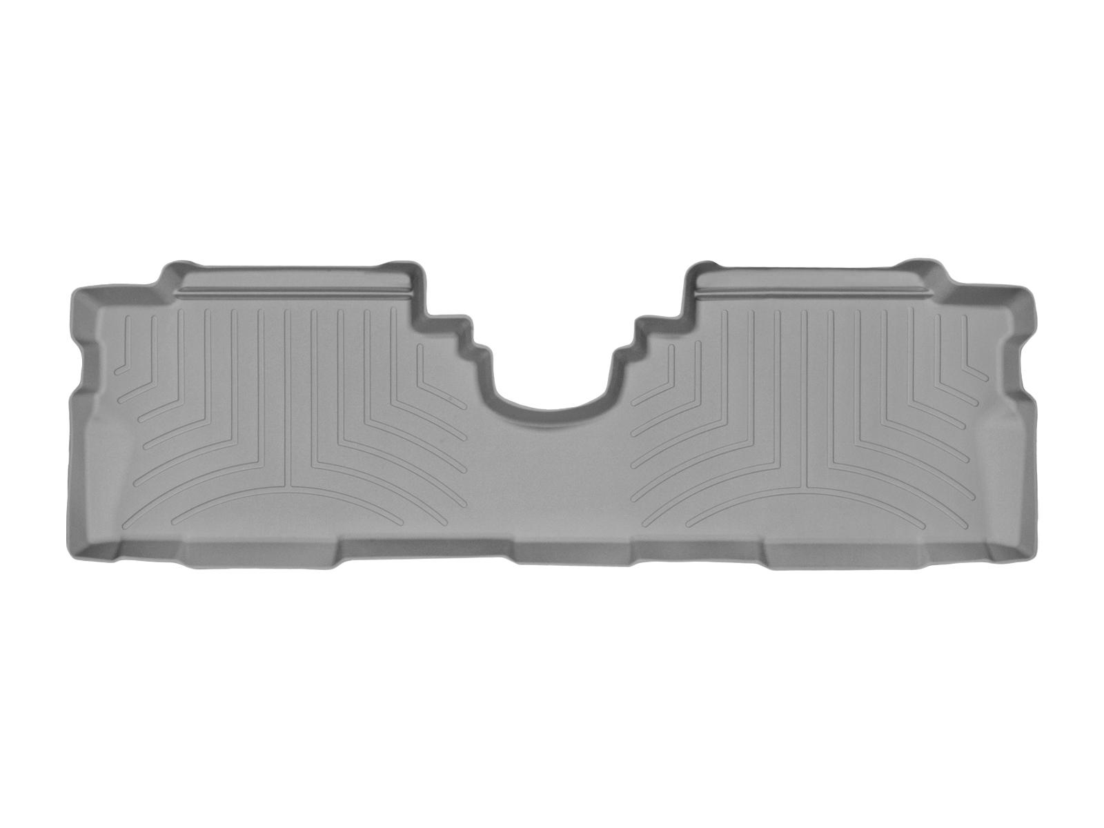 Tappeti gomma su misura bordo alto Toyota Prius + 12>17 Grigio A3721*