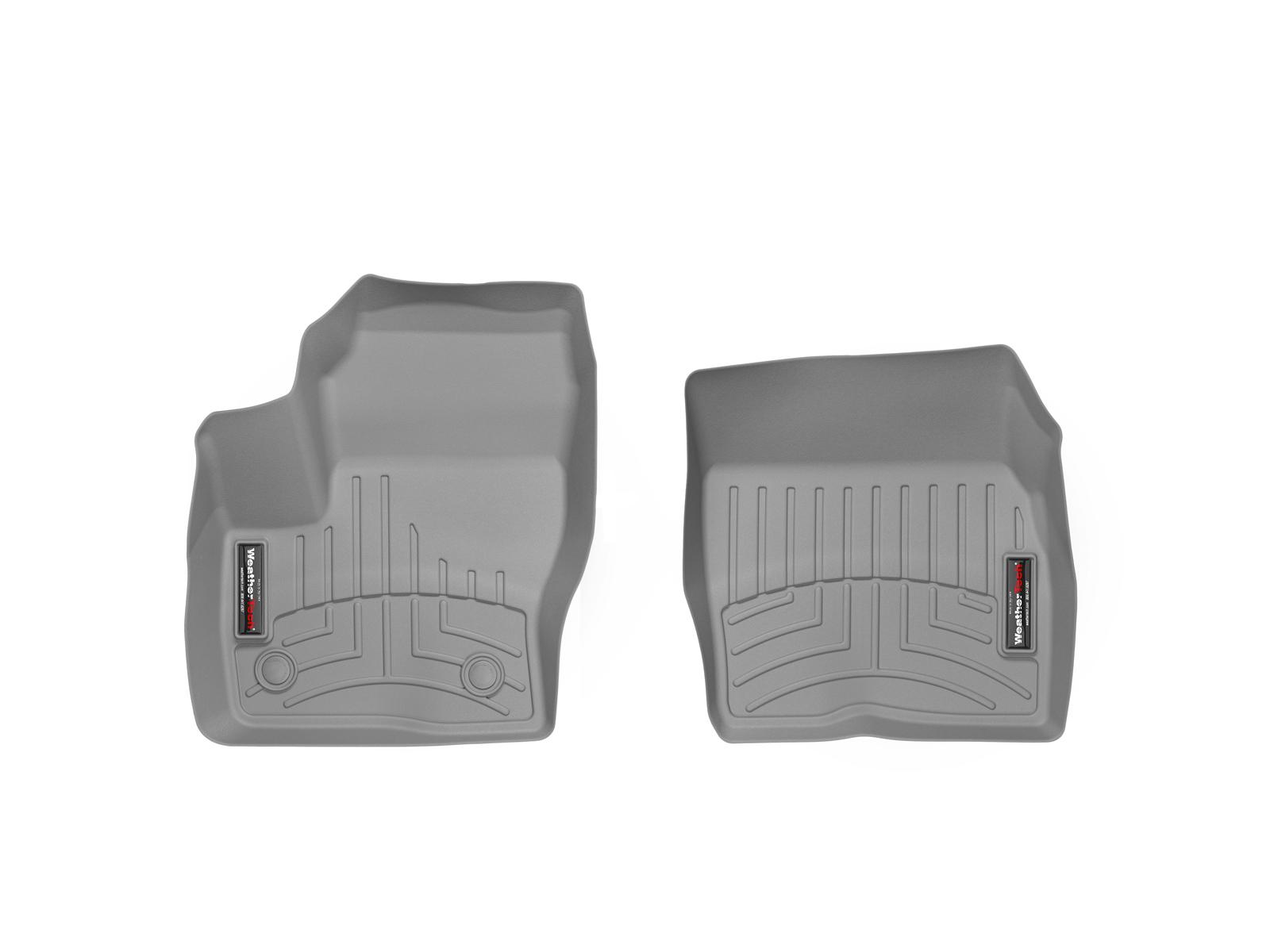 Tappeti gomma su misura bordo alto Ford C-Max 10>15 Grigio A845*