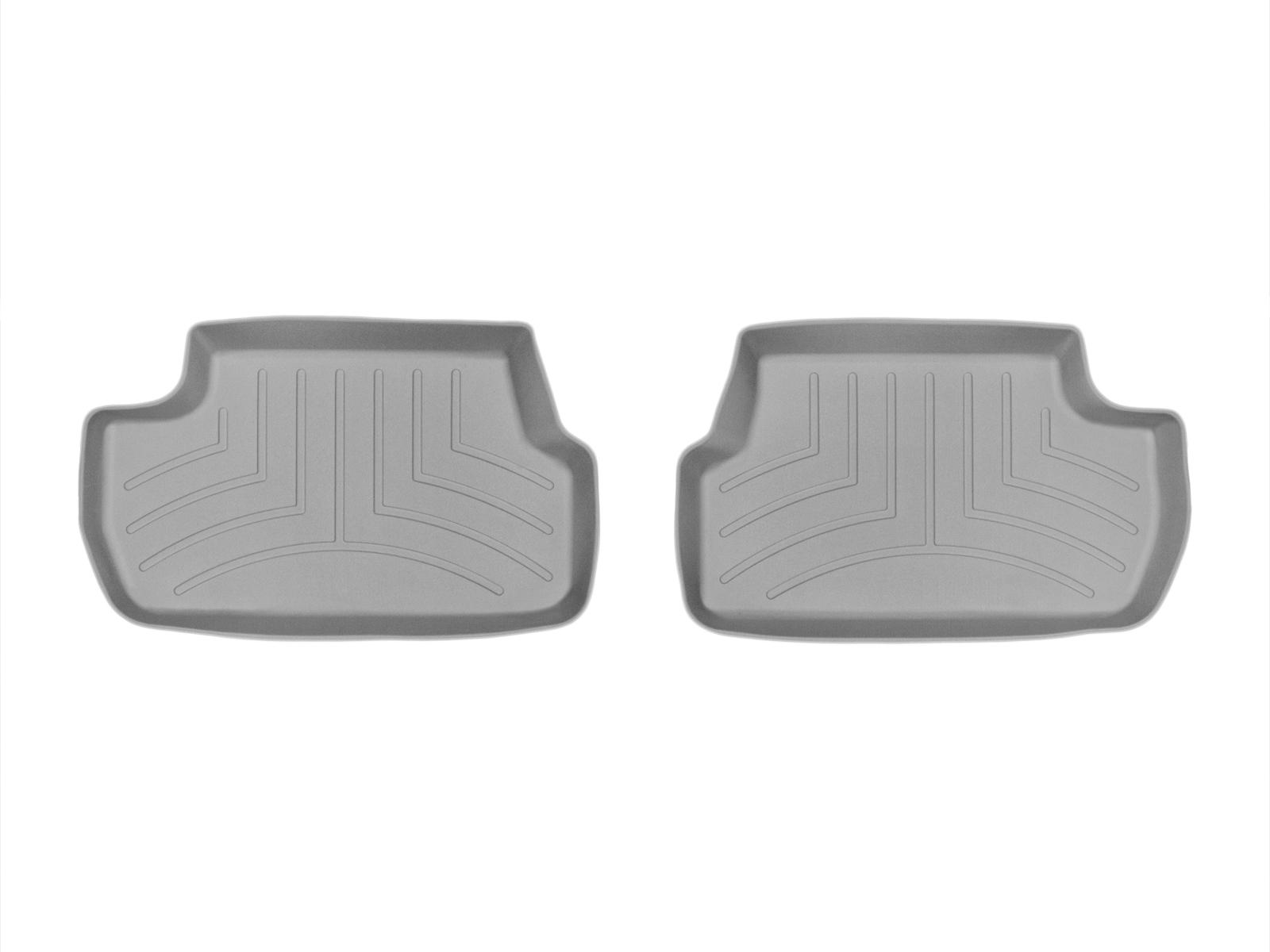 Tappeti gomma su misura bordo alto MINI Mini 14>17 Grigio A2751
