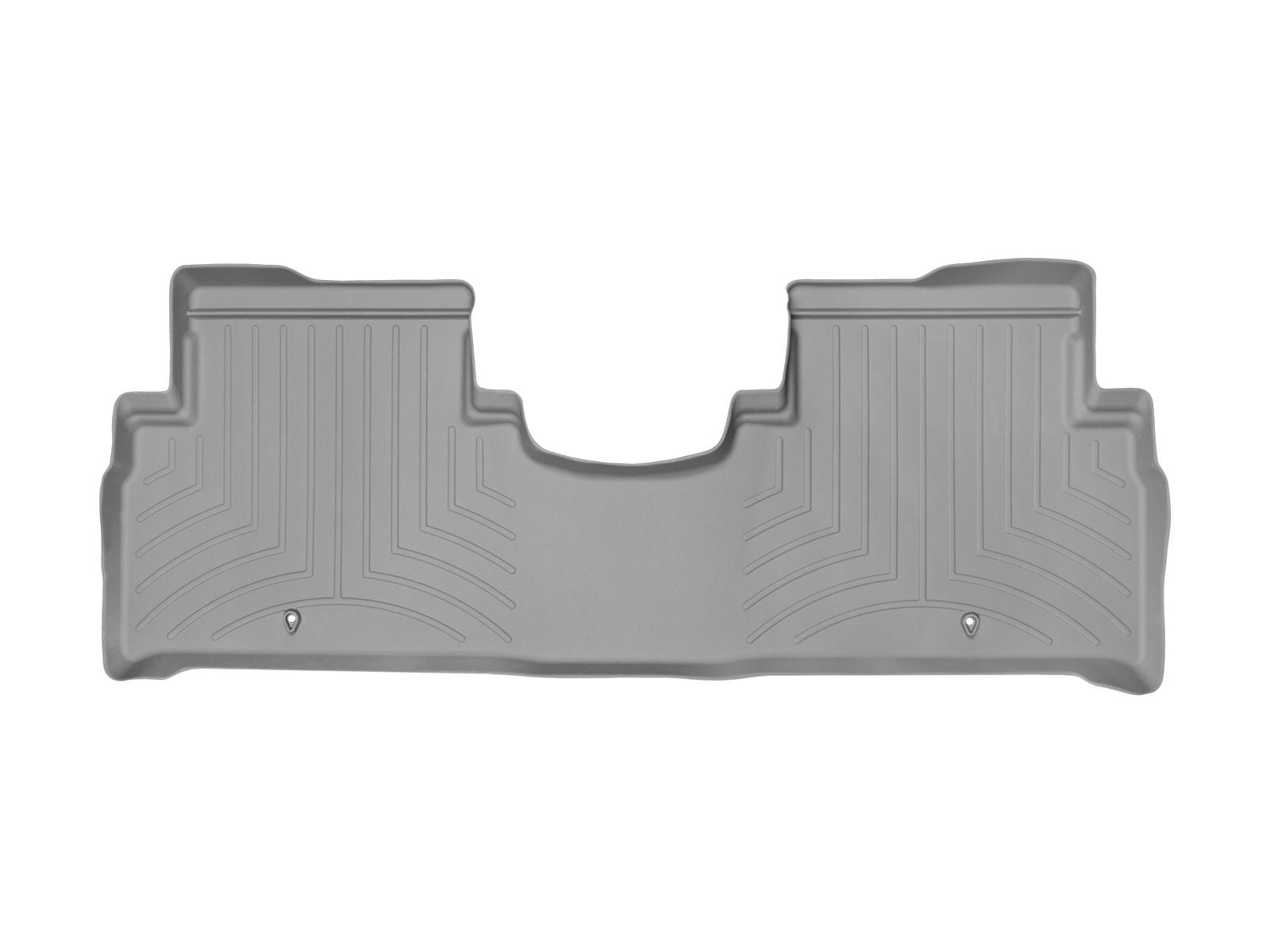 Tappeti gomma su misura bordo alto Kia Sorento 15>15 Grigio A1804*