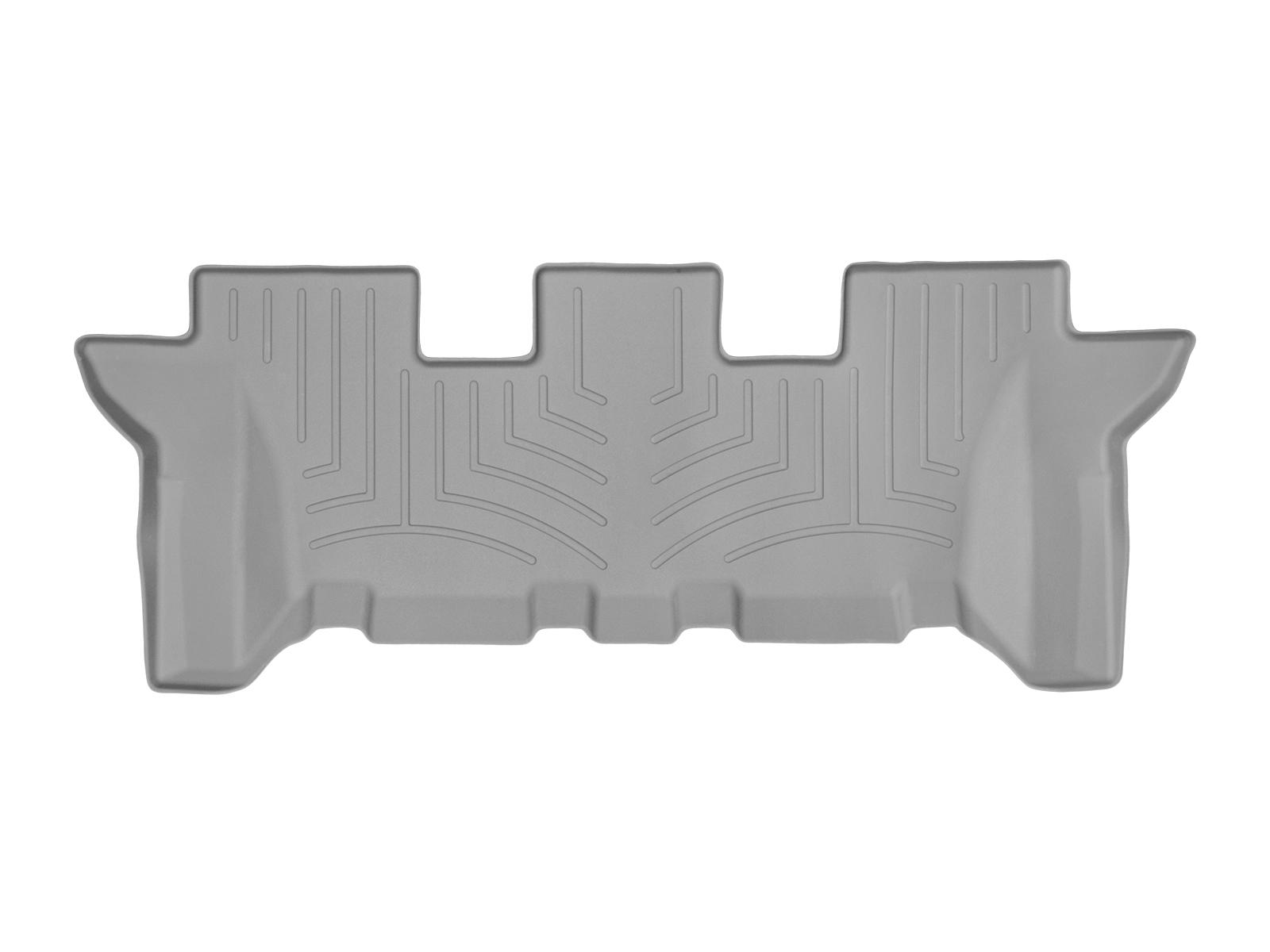 Tappeti gomma su misura bordo alto Kia Sorento 15>15 Grigio A1805*