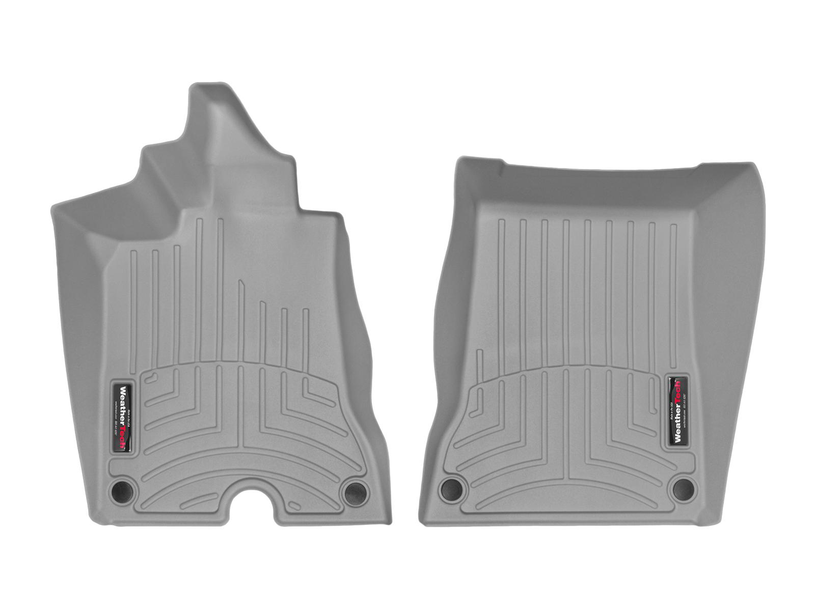 Tappeti gomma su misura bordo alto Ferrari California T 14>15 Grigio A737*