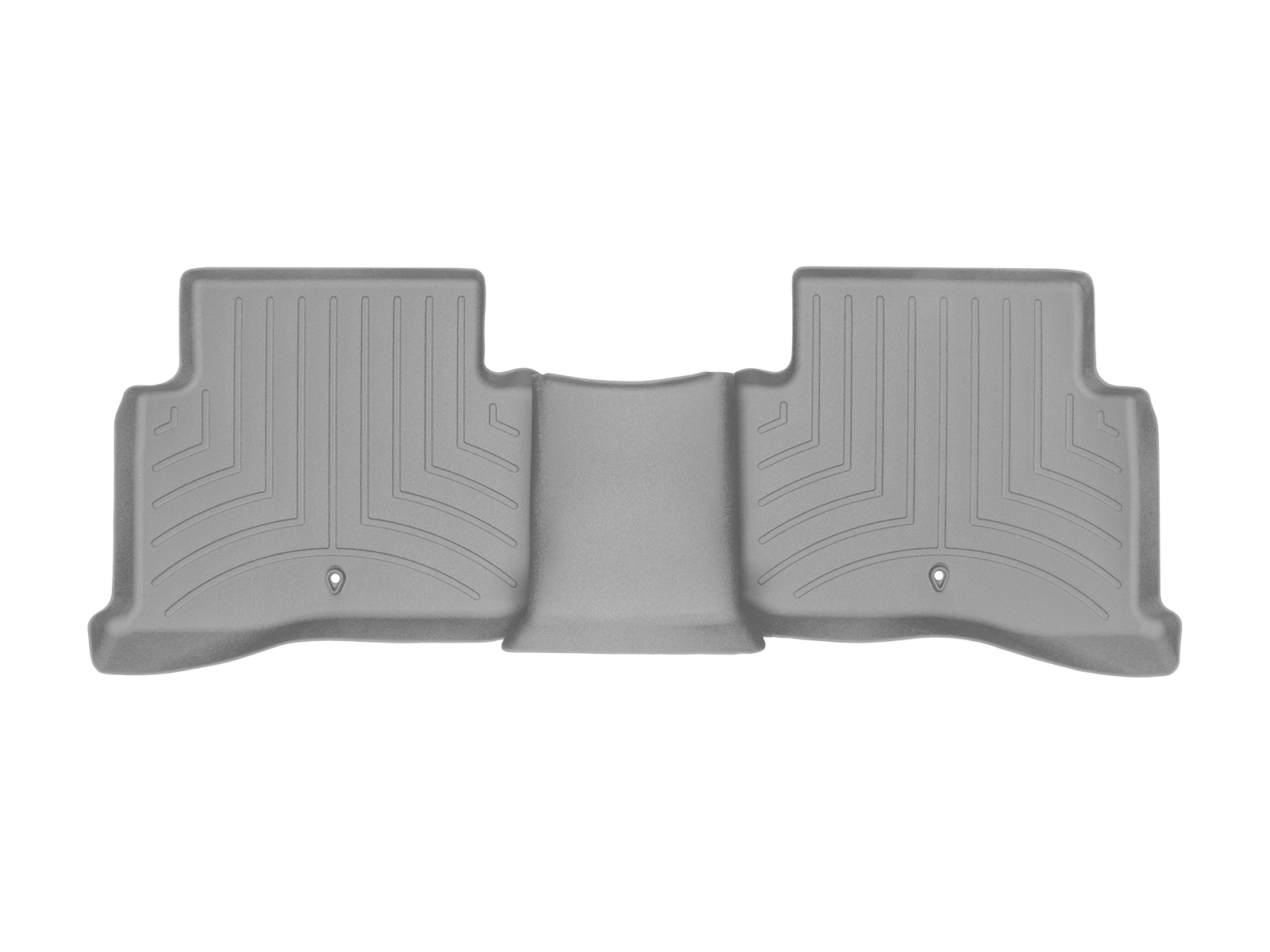 Tappeti gomma su misura bordo alto Hyundai Tucson 15>17 Grigio A1499