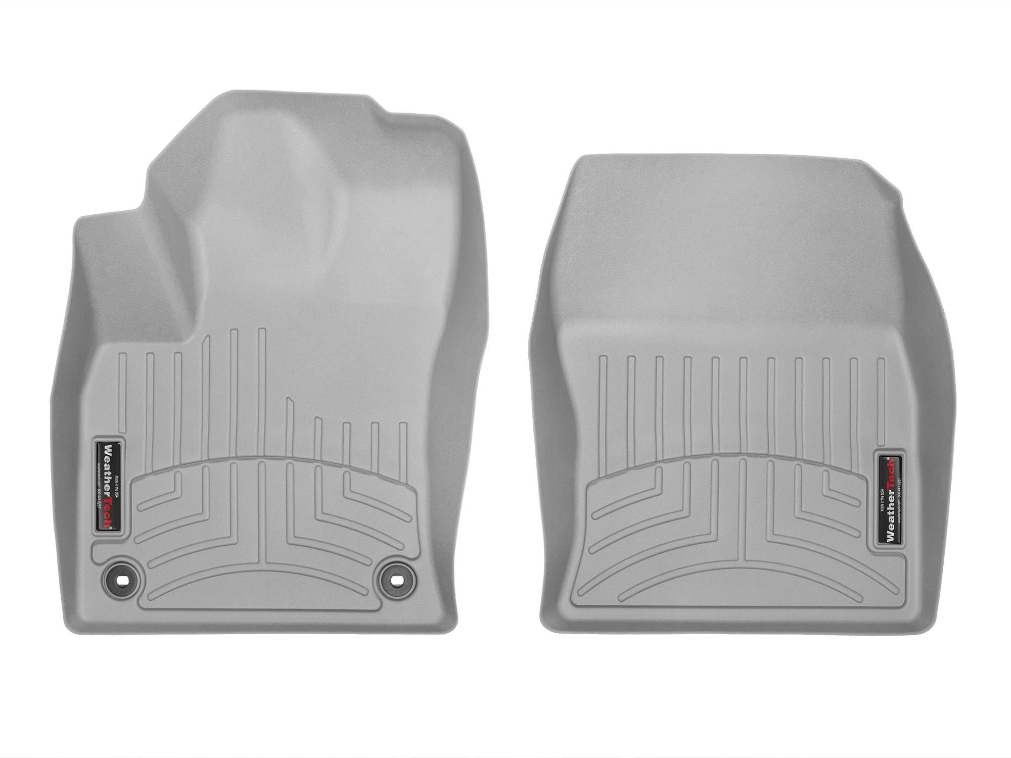 Tappeti gomma su misura bordo alto Toyota Prius 16>16 Grigio A3769*
