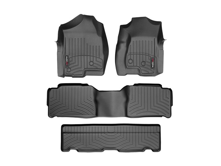 2004 Chevrolet Tahoe Floor Mats Laser Measured Floor Mats For A Perfect Fit Weathertech