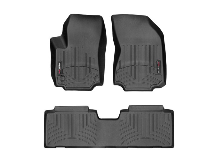 2020 Gmc Terrain Terrain Denali Floor Mats Laser Measured Floor Mats For A Perfect Fit Weathertech