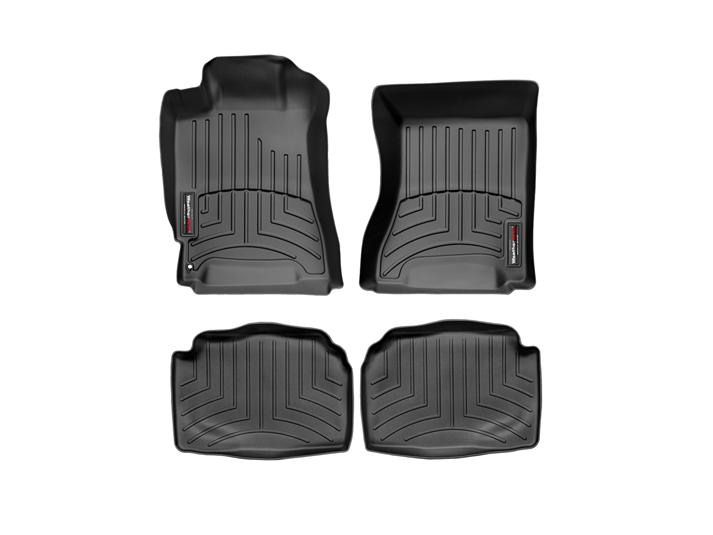 2004 Subaru Forester Floor Mats Laser Measured Floor Mats For A Perfect Fit Weathertech