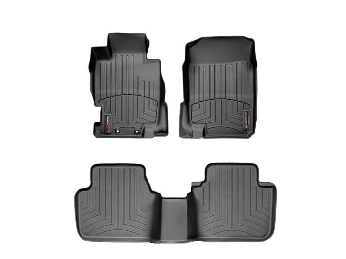 Acura TL Floor Mats Laser Measured Floor Mats For A Perfect - 2006 acura tl floor mats