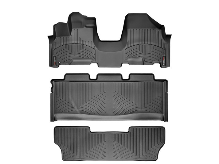 Lovely 2008 Honda Odyssey | Floor Mats   Laser Measured Floor Mats For A Perfect  Fit | WeatherTech