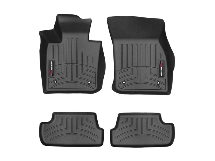 2018 Mini Convertible Floor Mats Laser Measured Floor Mats For A