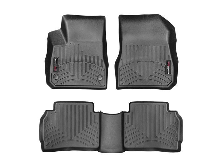 2019 Chevrolet Malibu Floor Mats Laser Measured Floor Mats For