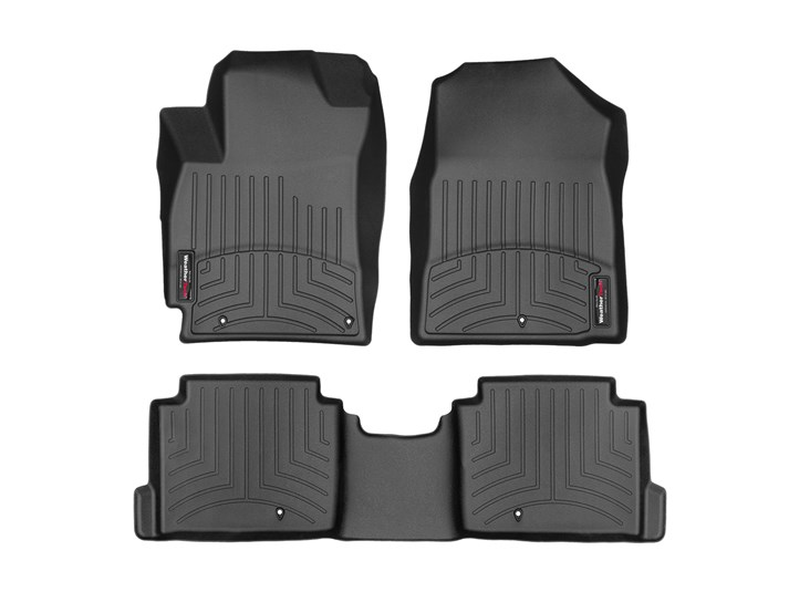 2017 Hyundai Elantra   WeatherTech FloorLiner   Car Floor Mats Liner, Floor  Tray Protects And Lines The Floor Of Truck And SUV Carpeting From Mud,  Snow, ...