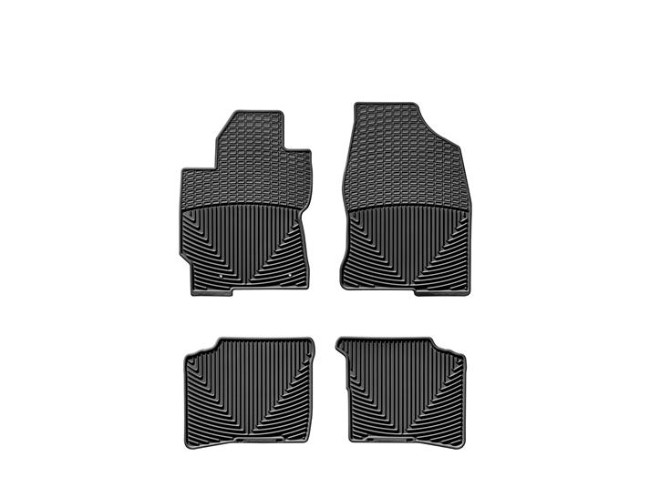 2004 Toyota Prius All Weather Car Mats All Season Flexible Rubber Floor Mats Weathertech