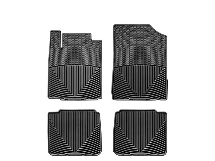 Perfect 2009 Lexus ES | All Weather Car Mats   All Season Flexible Rubber Floor Mats  | WeatherTech