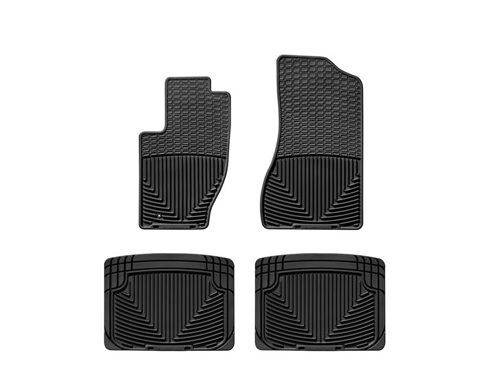 2010 Jeep Commander All Weather Car Mats All Season Flexible