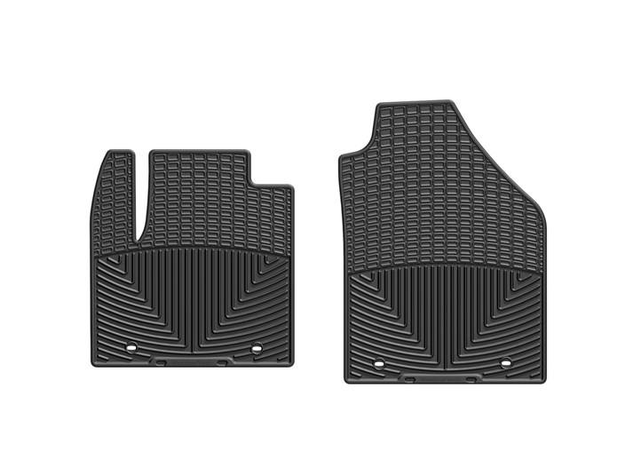 Ford Transit Connect AllWeather Car Mats All Season - Rubber connecting floor mats