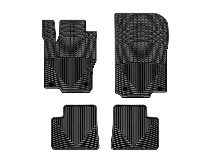2014 Mercedes Benz ML Class | All Weather Car Mats   All Season Flexible  Rubber Floor Mats | WeatherTech