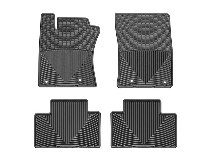 2017 Lexus GX | All Weather Car Mats   All Season Flexible Rubber Floor Mats  | WeatherTech