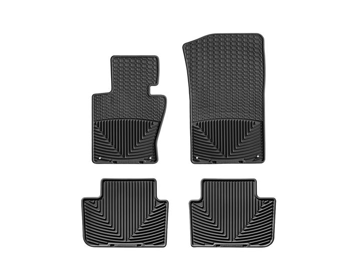 2007 Bmw X3 All Weather Car Mats All Season Flexible Rubber