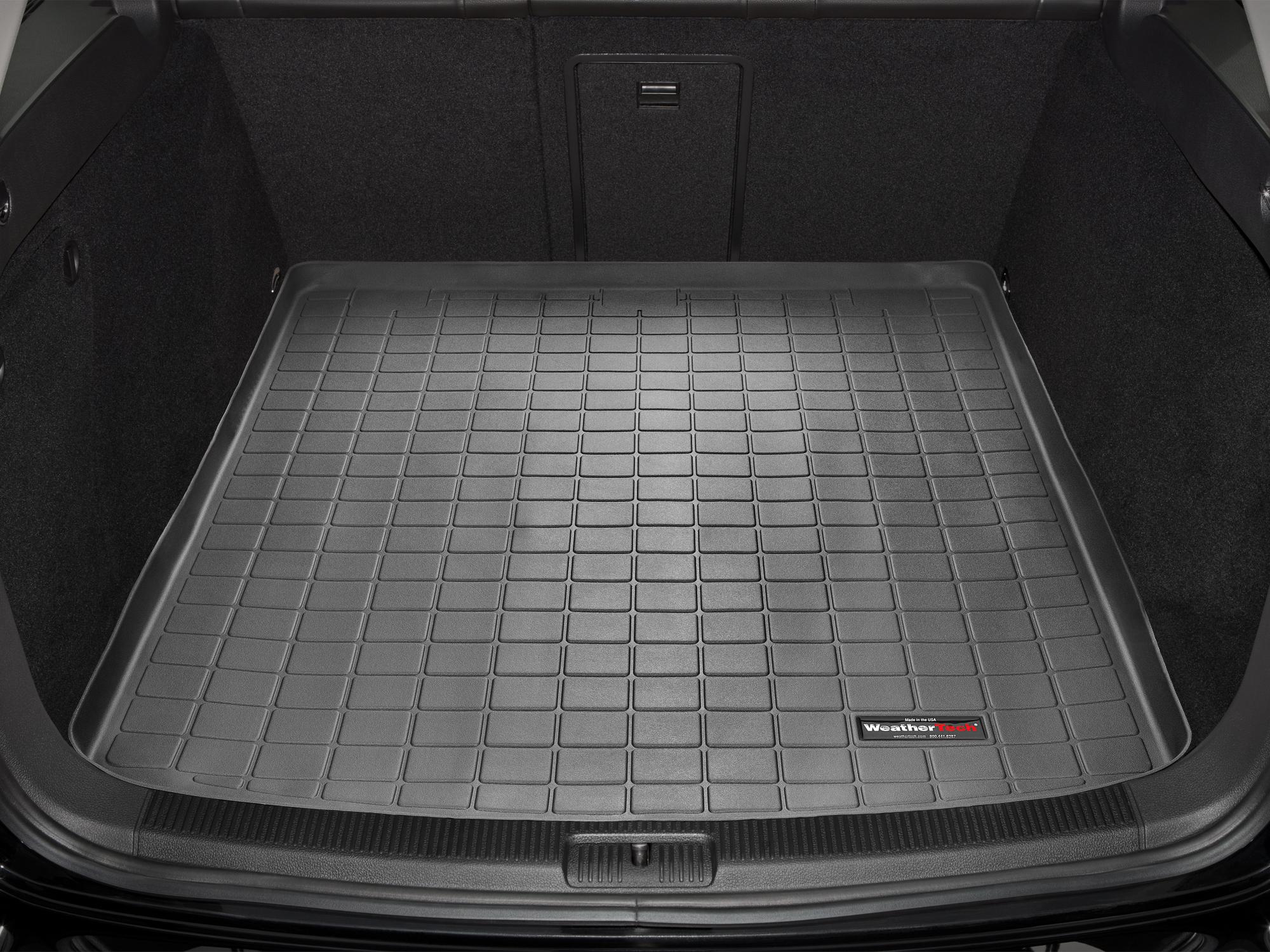 Volkswagen Jetta GLI 2006>2013 Vasca baule tappeto bagagliaio nero *1391