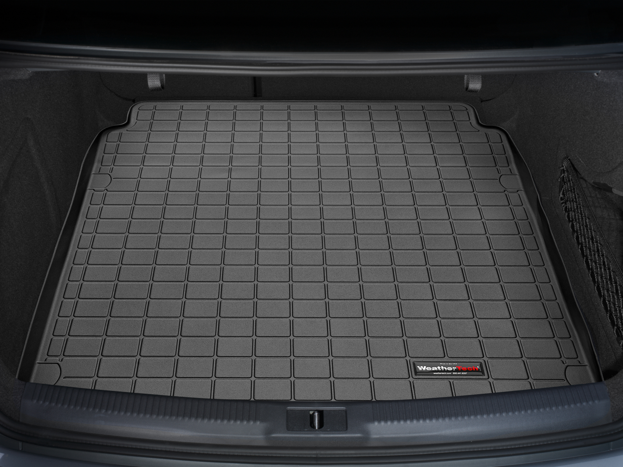 Audi A5 S5 RS5 2016>2016 Vasca proteggi baule tappeto bagagliaio nero *61
