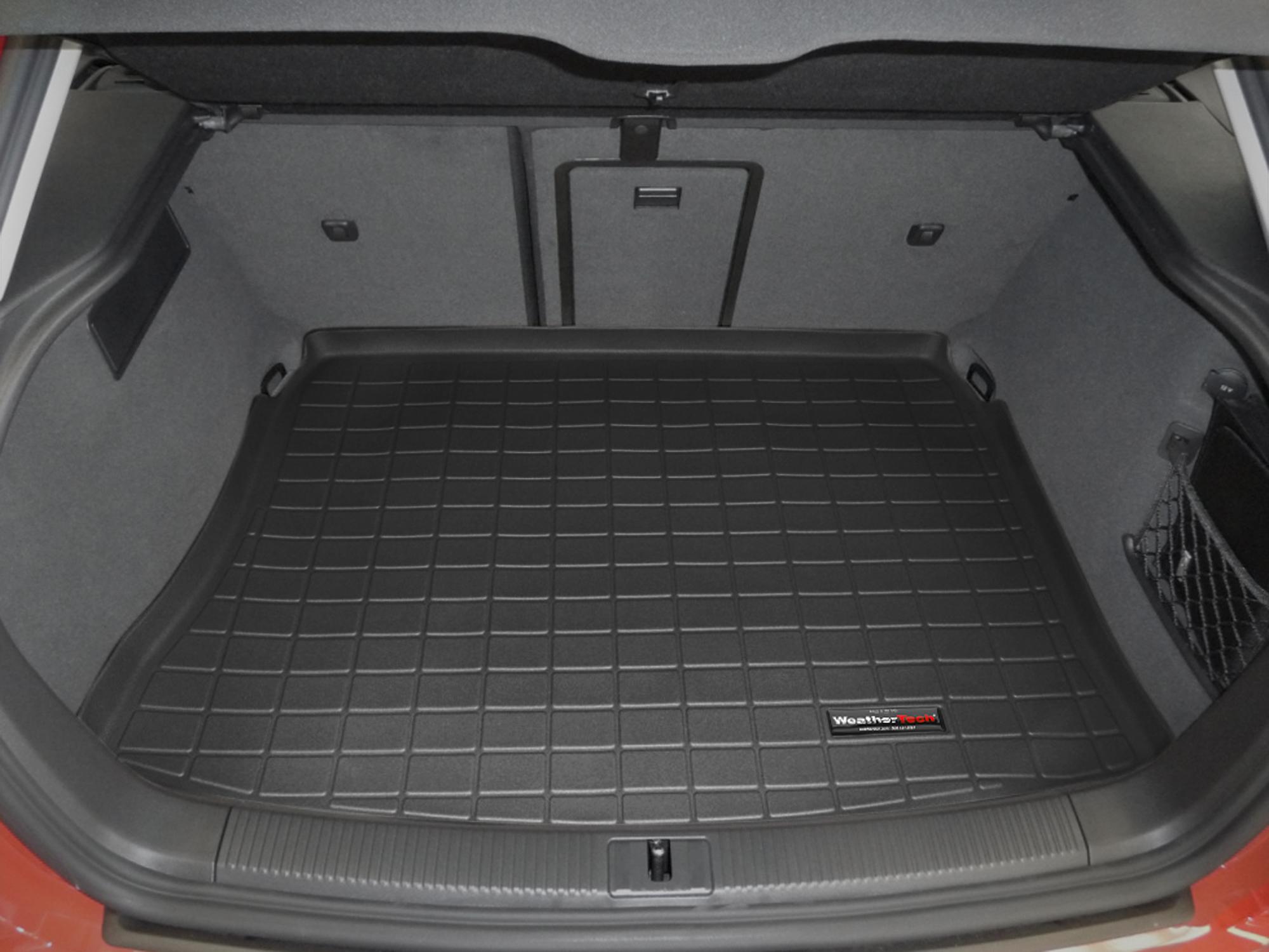 Audi A3 S3 2003>2011 Vasca proteggi baule tappeto bagagliaio nero *13