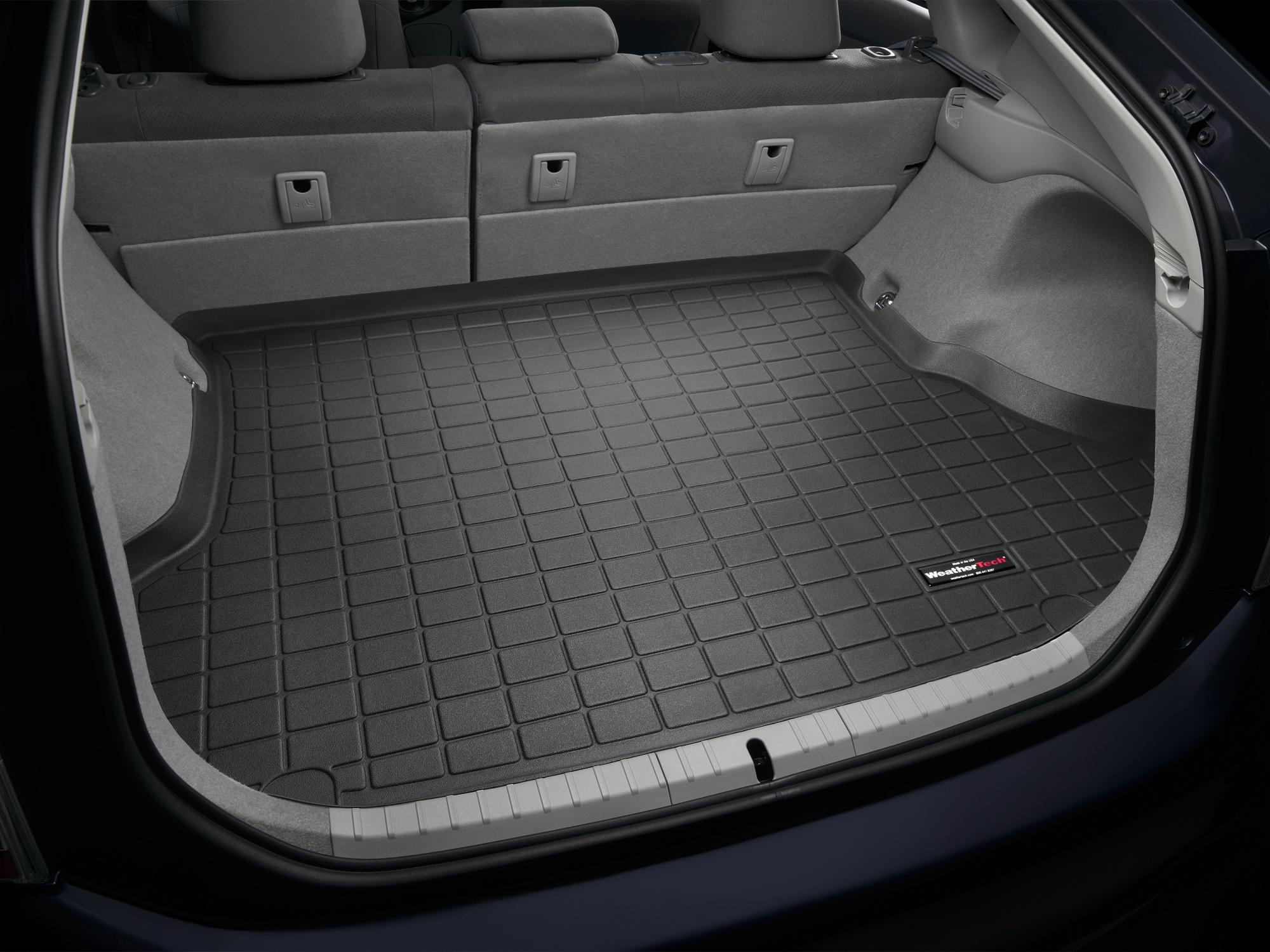 Toyota Prius 2016>2016 Vasca baule WeatherTech bagagliaio nero *1272*