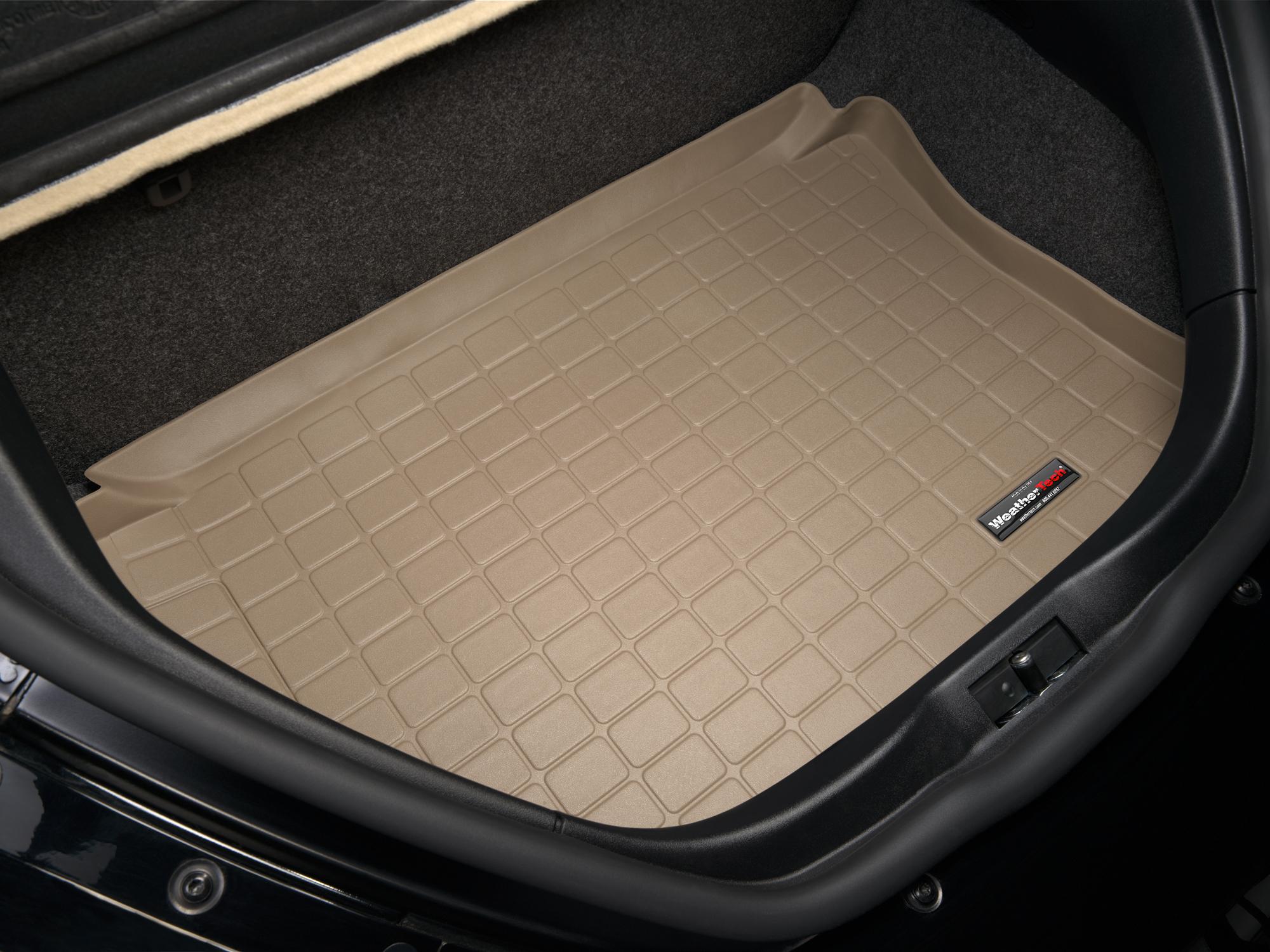Volkswagen New Beetle 1998>2011 Vasca baule tappeto bagagliaio marrone *1395