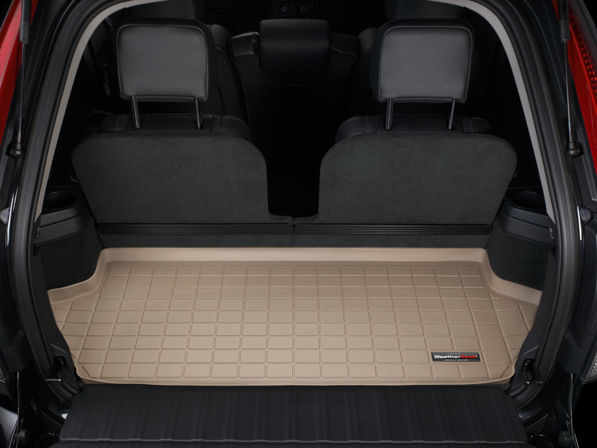 Volvo XC90 2003>2014 Vasca baule bagagliaio marrone *1511*