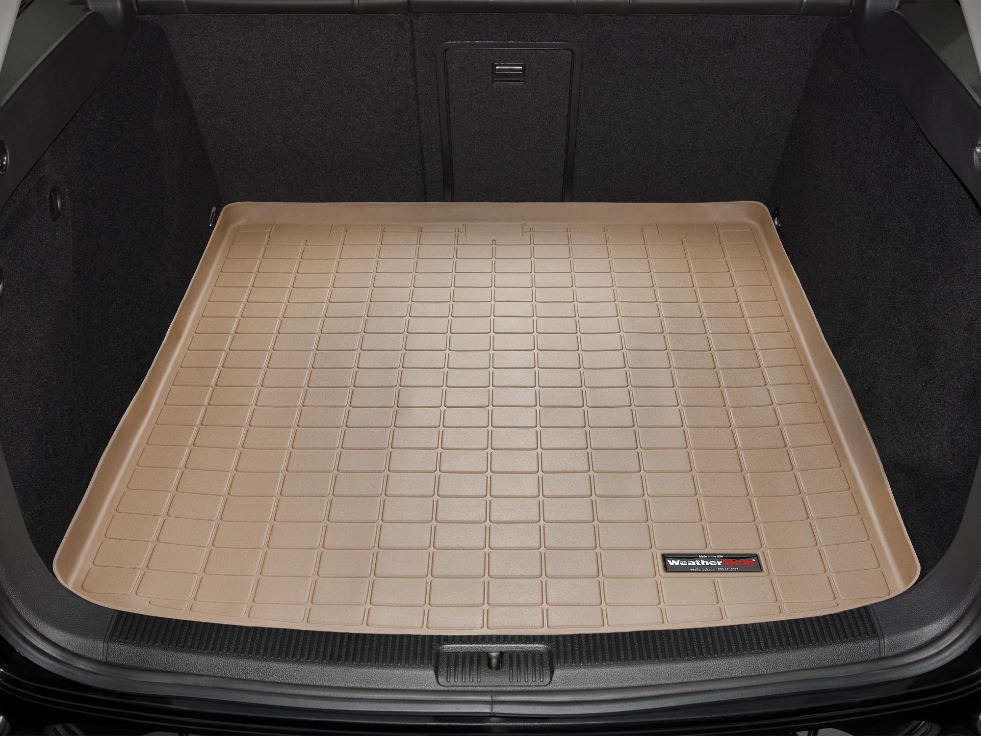 Volkswagen Jetta GLI 2006>2013 Vasca baule tappeto bagagliaio marrone *1390