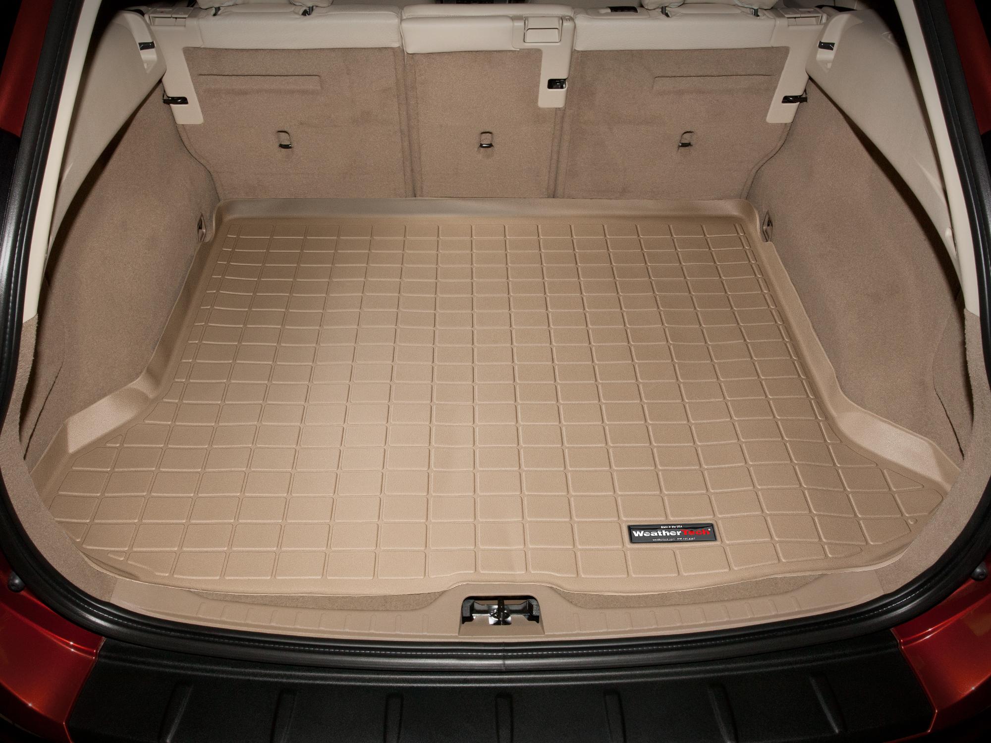Volvo XC60 2008>2017 Vasca baule bagagliaio marrone *1494*