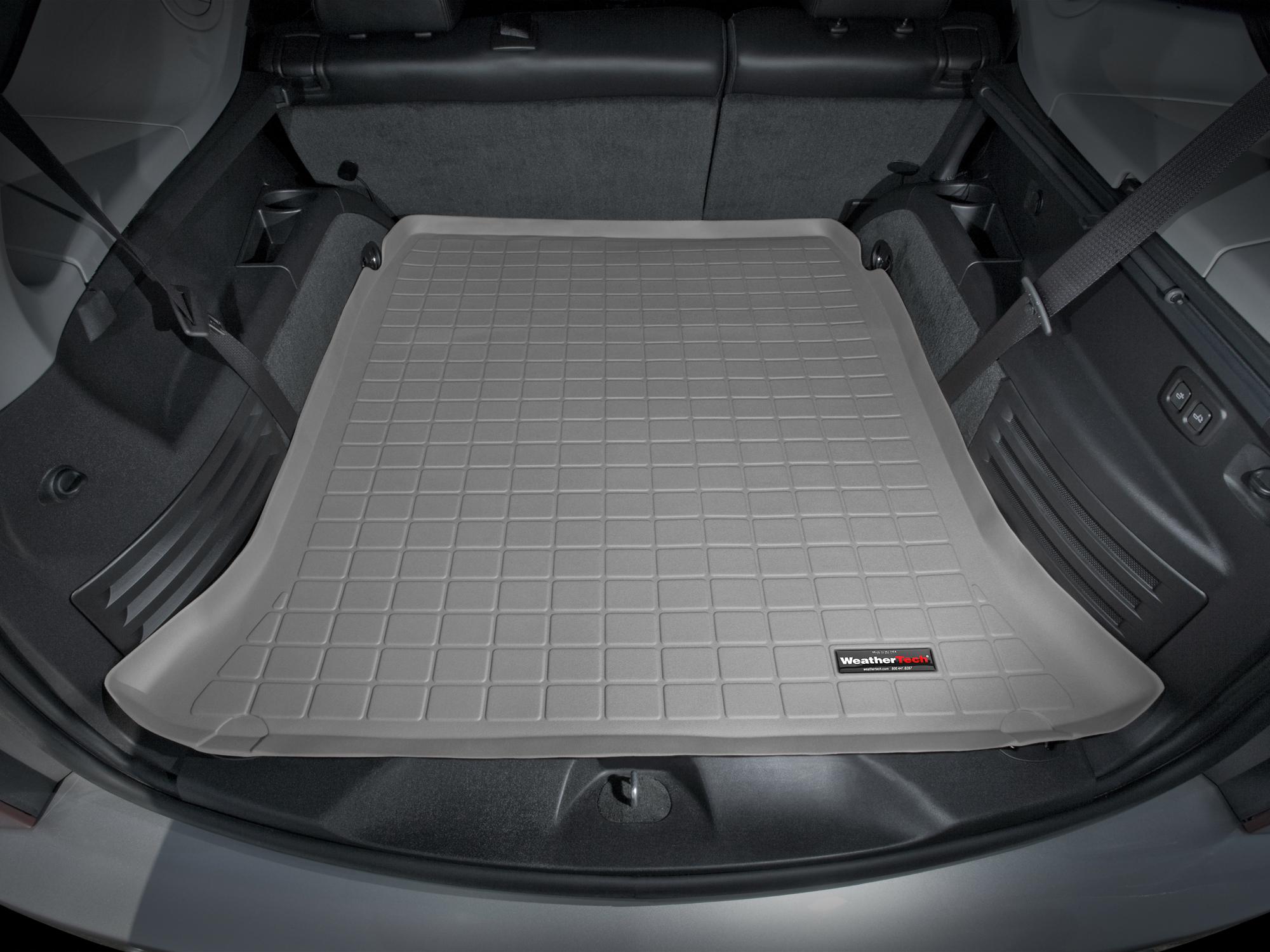 Cadillac SRX 2004>2009 Vasca proteggi baule bagagliaio grigio *296*