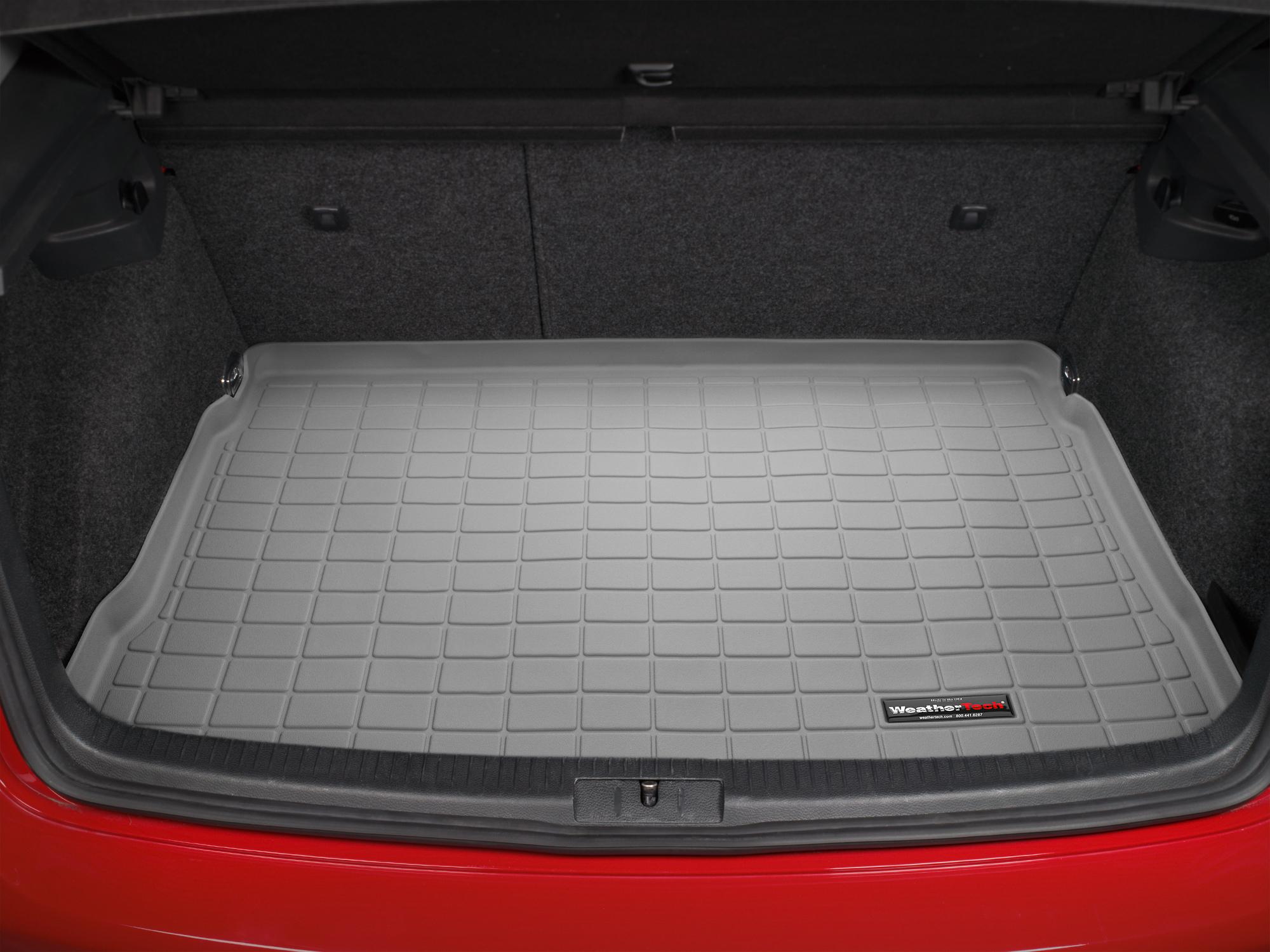 Volkswagen Golf GTD 2009>2012 Vasca baule tappeto bagagliaio grigio *1350