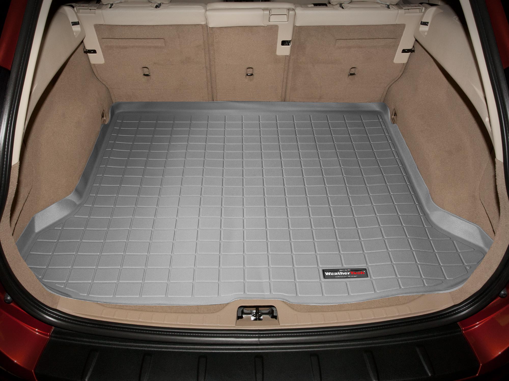 Volvo XC60 2008>2017 Vasca baule bagagliaio grigio *1493*