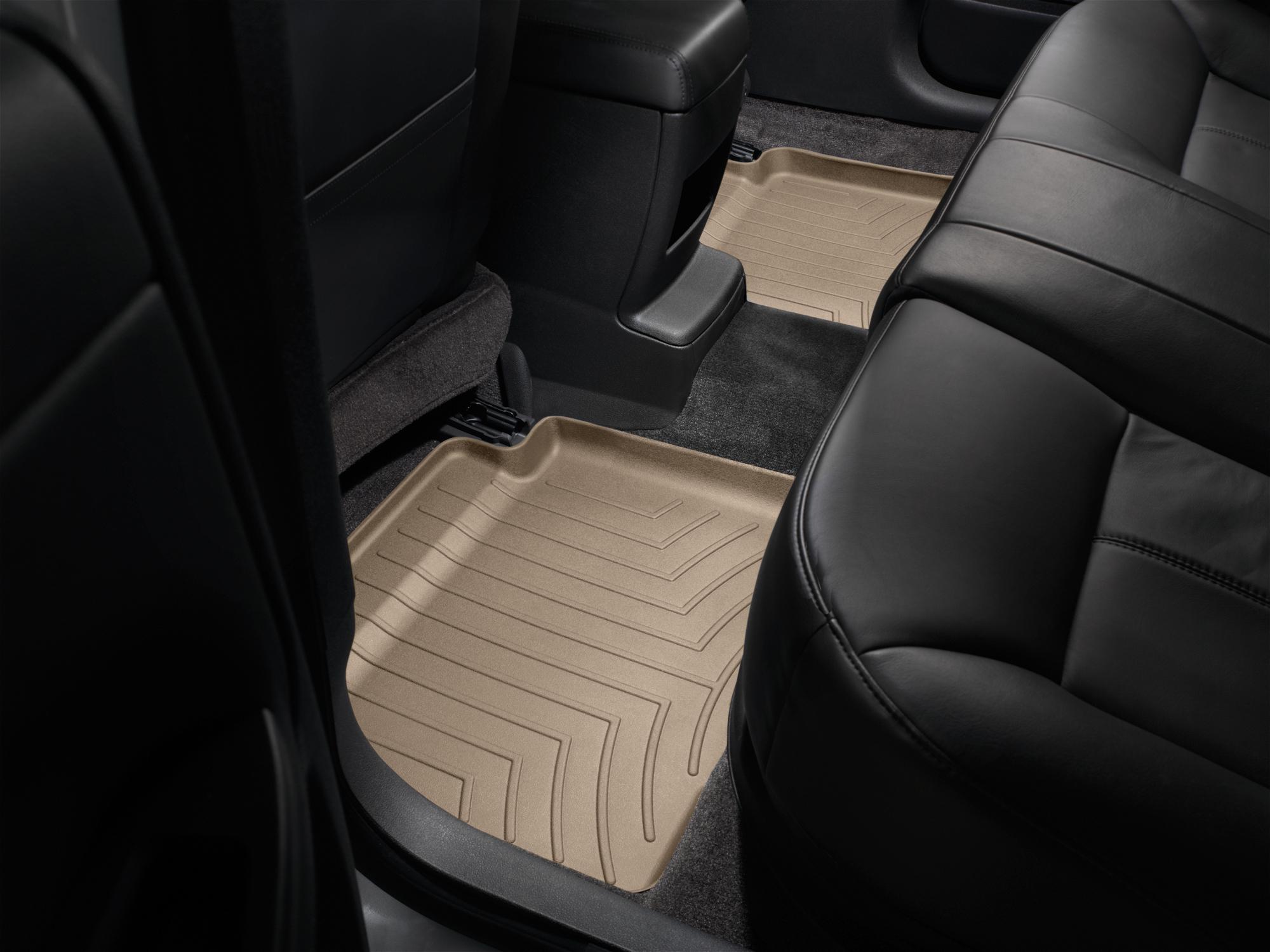 Tappeti gomma su misura bordo alto Chevrolet Impala Limit.14>16 Marrone A135