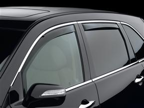 Deflectores para ventanillas laterales