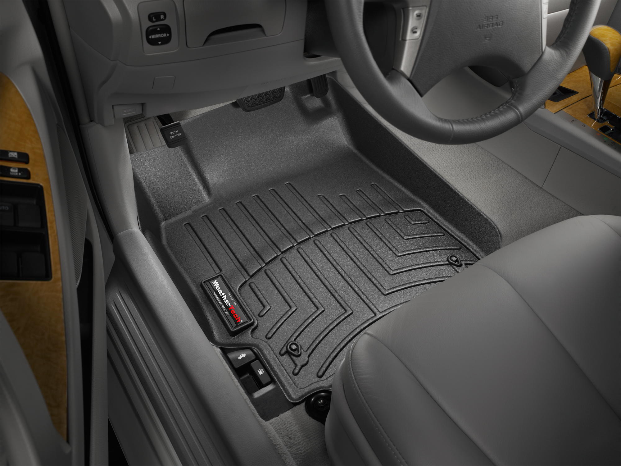 2010 Toyota Camry Avm Hd Floor Mats Heavy Duty Flexible Trim To Fit Weathertech