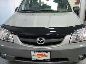 Stone// Auto Ventshade fits 01-06 Mazda Tribute for sale online Bug Deflector-Bugflector Ii R
