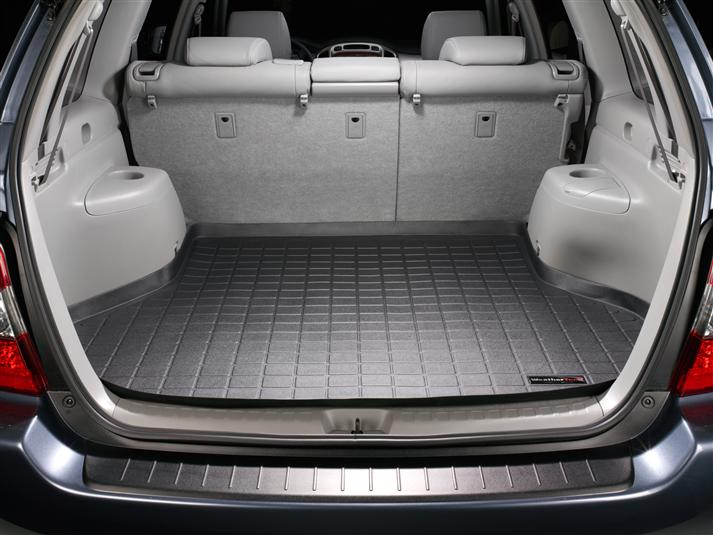 2007 Toyota Highlander | Cargo Mat and Trunk Liner for Cars SUVs and ...