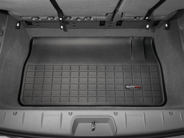 2016 Chrysler Town Country Van Cargo Mat And Trunk Liner For