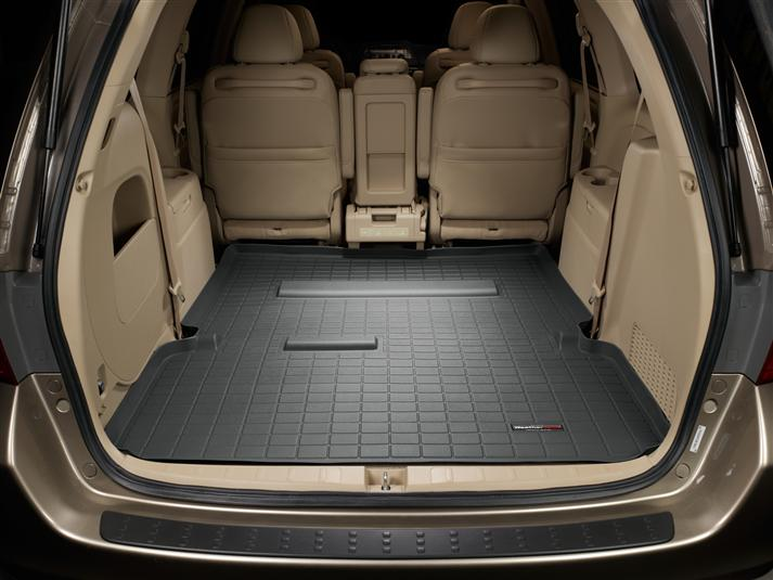 2007 Honda Odyssey Cargo Mat And Trunk Liner For Cars