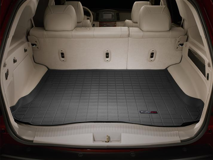 Superb 2008 Jeep Grand Cherokee | Cargo Mat And Trunk Liner For Cars SUVs And  Minivans | WeatherTech.ca
