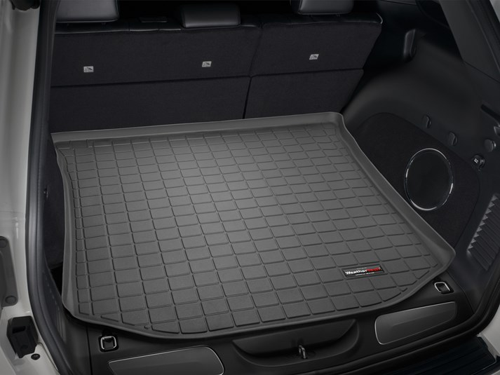 2018 Jeep Grand Cherokee Cargo Mat And Trunk Liner For