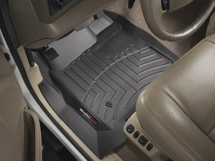 2001 Ford Excursion Floor Mats Laser Measured Floor