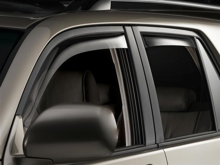 2006 Toyota 4runner Rain Guards Side Window Deflectors For Cars Trucks Suvinivans Weathertech Canada