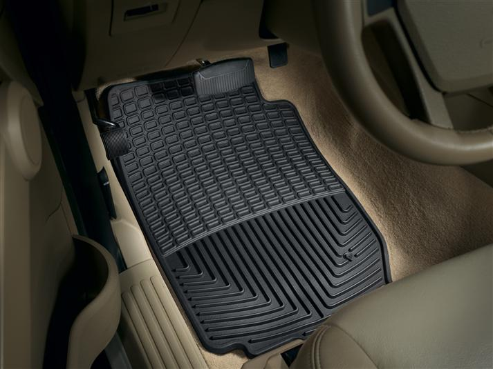 2004 Ford Explorer All Weather Car Mats All Season Flexible Rubber Floor Mats Weathertech