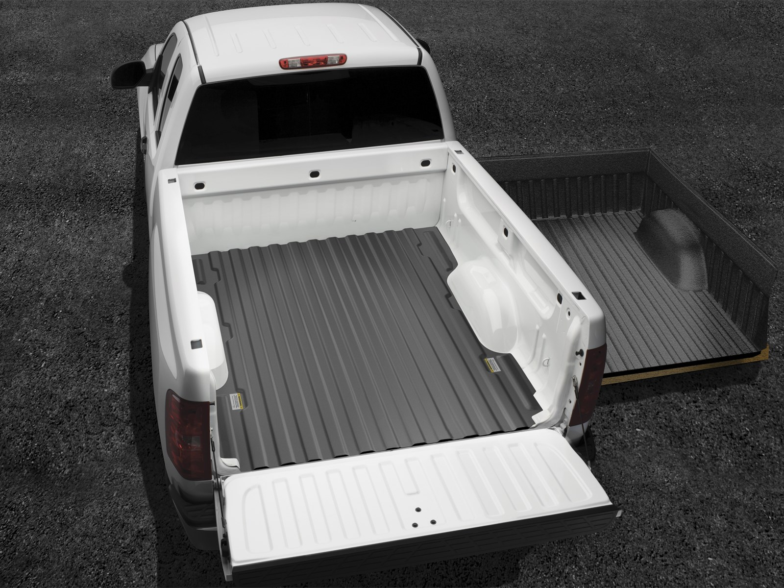 Underliner Bed Liner For Truck Drop In Bedliners Weathertech
