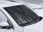 SunShade dark side in car during winter BY WEATHERTECH