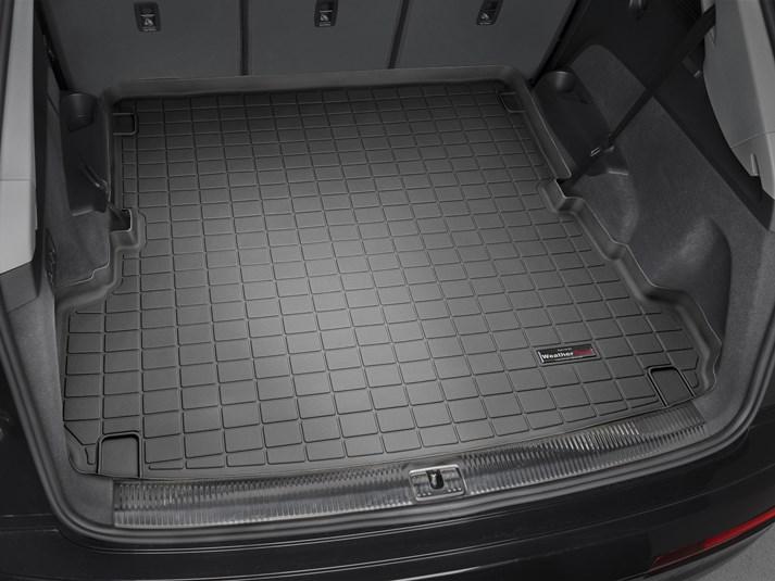 WeatherTech Custom Fit Cargo Liners for Chevrolet Blazer Full Size Grey